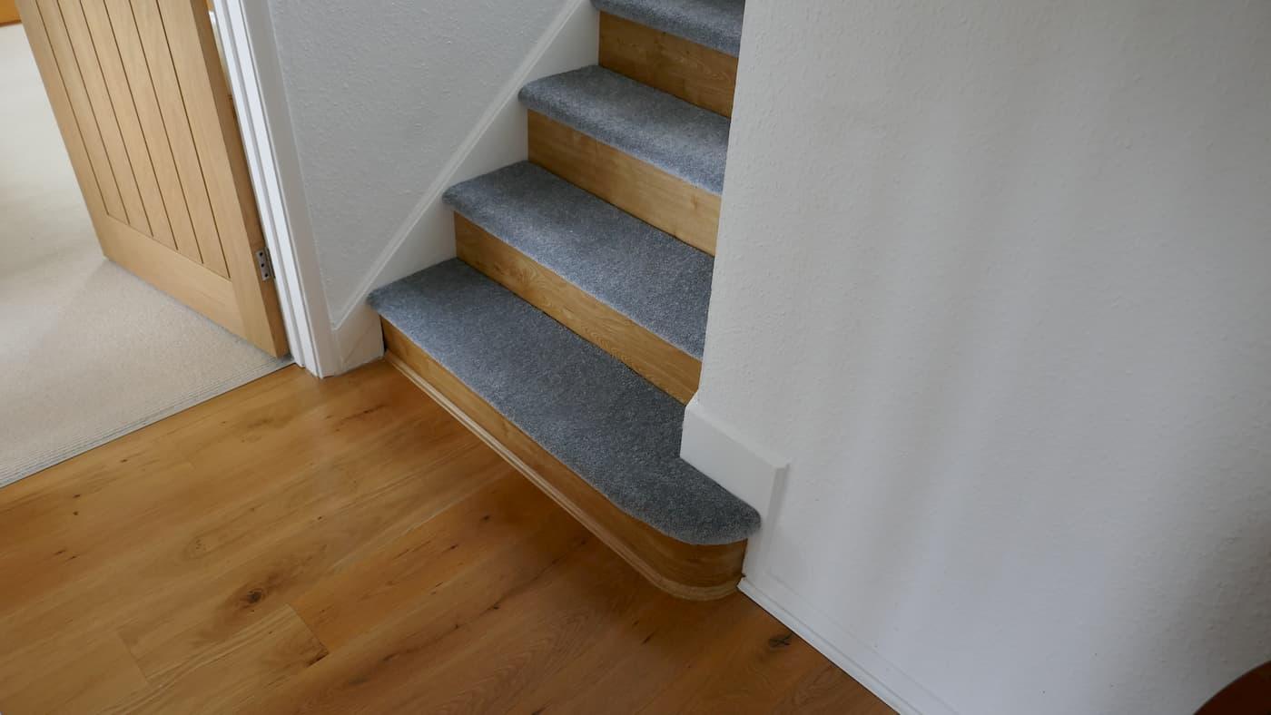 Domestic Carpet Flooring