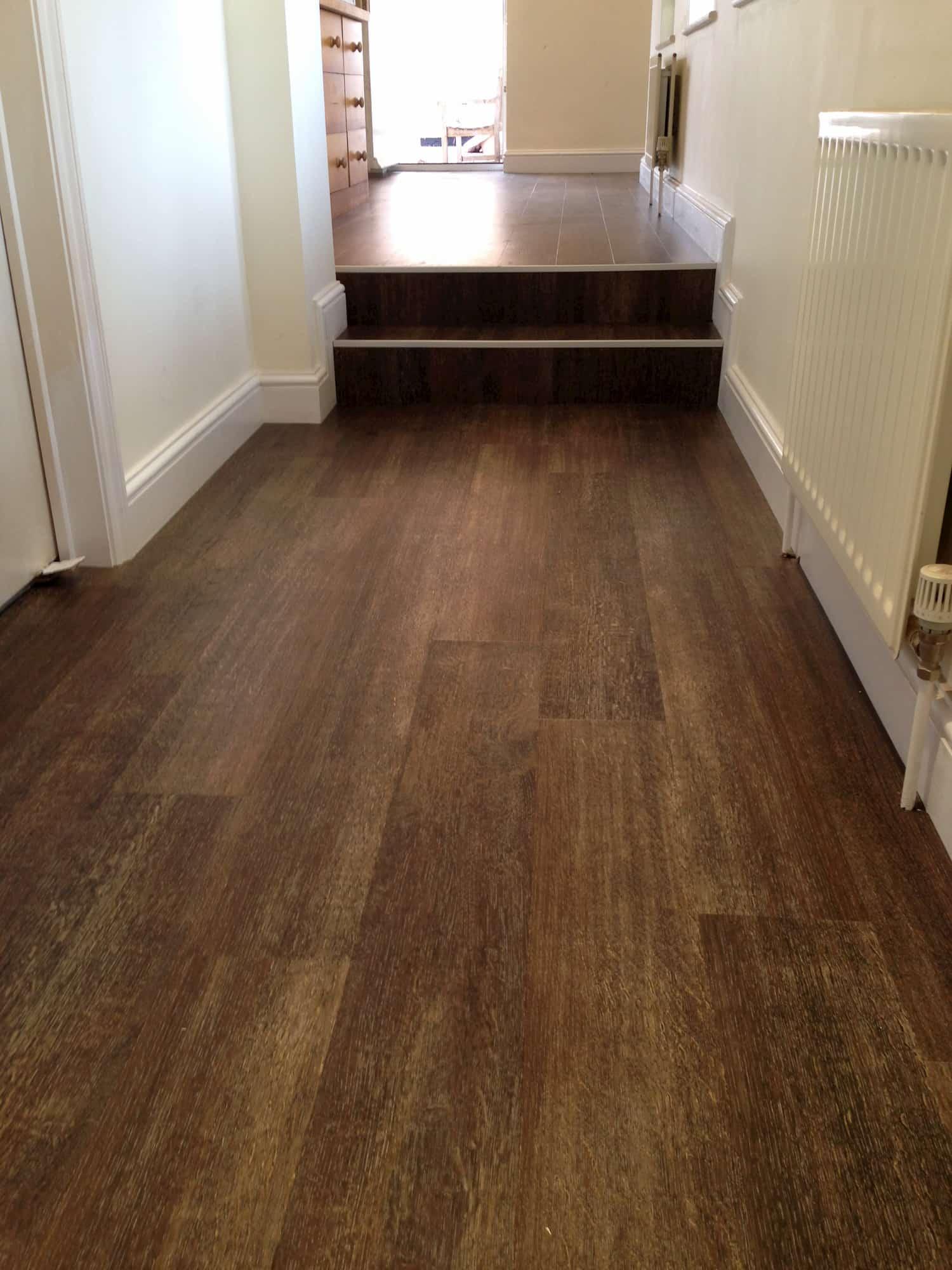 Quick Step Dark Flooring